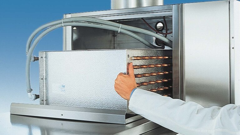 heat recovery system K 200 M / K 260 M